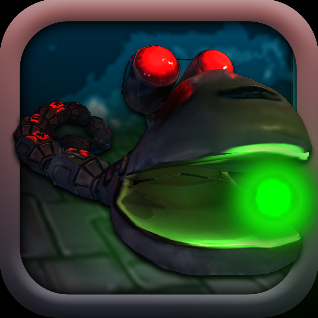 CyberSnake by Mustache Games icon